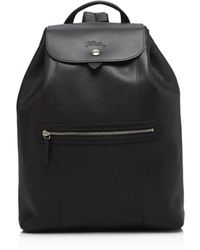 71a51d434e16 Longchamp - Veau Foulonne Backpack - Lyst