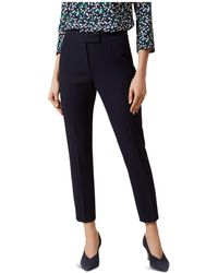 Hobbs - Kirsty Cropped Pants - Lyst