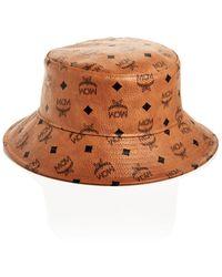 1845c6ac483 MCM - Visetos Bucket Hat - Lyst