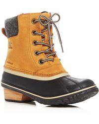 Sorel - Slimpack Ii Cold Weather Boots - Lyst