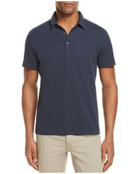 Theory - Bron Short Sleeve Polo Shirt - Lyst