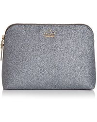 82579908489a kate spade new york · Kate Spade - Burgess Court Briley Small Cosmetic Case  - Lyst