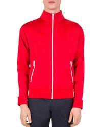 The Kooples - Vintage Fleece Sweatshirt - Lyst