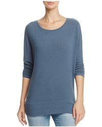 Cupcakes And Cashmere - Chey Dolman Sleeve Sweatshirt - Lyst