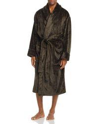 Daniel Buchler - Chevron-print Robe - Lyst