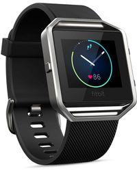 Fitbit - Blaze Watch + Hr Monitor - Lyst