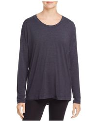 Onzie - Braided Cutout Back Top - Lyst