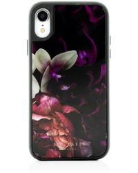 b48f24c3e Lyst - Ted Baker Champy Iphone 7 Case in Black