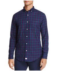 Vineyard Vines - Blue Spruce Plaid Classic Fit Button-down Shirt - Lyst