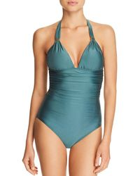 ViX - Bia Tube One Piece Swimsuit - Lyst