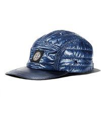 Stone Island - Puffer Baseball Hat - Lyst 08507e018afd
