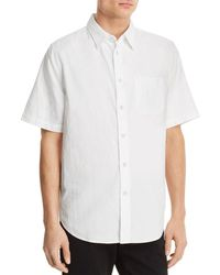Rag & Bone - Standard Issue Beach Regular Fit Button-down Shirt - Lyst