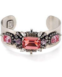 DANNIJO - Lauderette Cuff Bracelet - Lyst