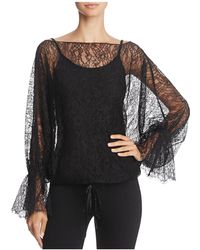 Bailey 44 | Bliss Of Insanity Lace Top | Lyst