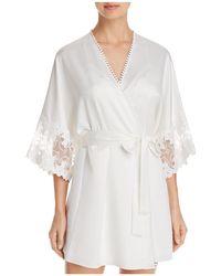 Flora Nikrooz - Lena Knit Kimono Robe - Lyst