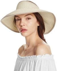 San Diego Hat Company - Classic Packable Visor - Lyst