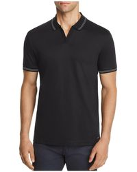 BOSS - Parlay Tipped Regular Fit Polo Shirt - Lyst