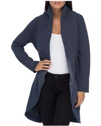 B Collection By Bobeau - Peri Knit Open-front Jacket - Lyst