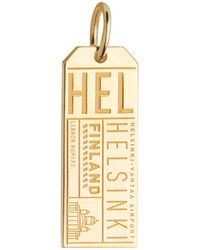 Jet Set Candy - Finalnd Hel Luggage Tag Charm - Lyst