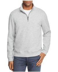 Brooks Brothers - Knit Quarter-zip Pullover - Lyst