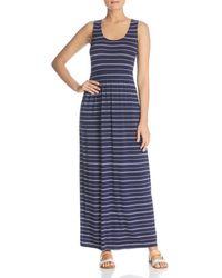 Beach Lunch Lounge - Striped Maxi Dress - Lyst