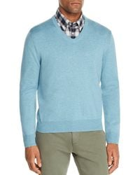 Brooks Brothers - V-neck Jumper - Lyst