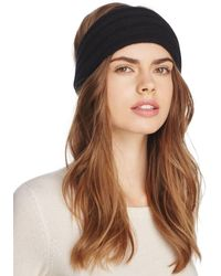 C By Bloomingdale's - Ribbed Cashmere Headband - Lyst