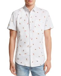Sovereign Code - Pismo Pizza And Beer Button-down Shirt - Lyst