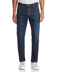 AG Jeans - Everett Slim Straight Fit Jeans In Series - Lyst