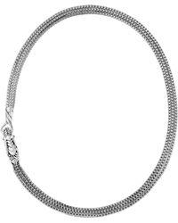 John Hardy - Legends Naga Multichain Necklace - Lyst