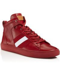 Bally - Men's Hedern High Top Sneakers - Lyst
