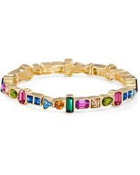 Aqua - Multicolor Stretch Bracelet - Lyst