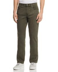 Joe's Jeans - Mccowen Straight Fit Chino Pants - Lyst
