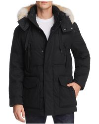Marc New York - Dobeln Hooded Parka - Lyst