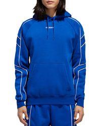 8690c182b25c Lyst - Adidas Originals Adidas Equipment Crew Night Navy in Blue for Men