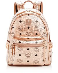 MCM - Stark Mini Backpack - Lyst