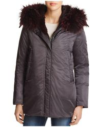 Dawn Levy - Viv Apres Fur-trim Down Coat - Lyst
