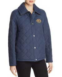 Burberry - Frinton Quilted Jacket - Lyst
