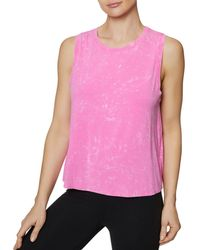 Betsey Johnson - Back - Cutout Tank - Lyst