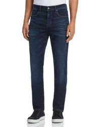 Joe's Jeans - Folsom Straight Fit Jeans In Clinton - Lyst