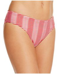 Shoshanna - Hipster Bikini Bottom - Lyst