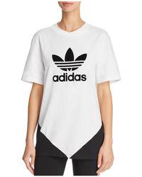 adidas Originals - Colorado Color-block Logo Tee - Lyst