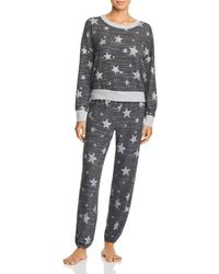 Splendid - Cozy Westport Pajama Set - Lyst