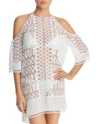 Ramy Brook - Silas Tunic Swim Cover-up - Lyst