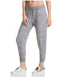 Donna Karan | New York Marled Jogger Pants | Lyst