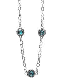 Lagos - 'maya' Station Necklace - Lyst