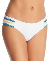 SOLUNA - Summer Dreams Side Tab Bikini Bottom - Lyst