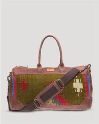 Will Leather Goods Oaxacan Duffel