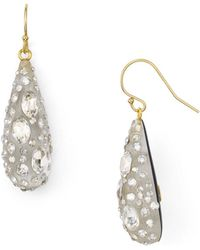 Alexis Bittar - Dust Leaf Earrings - Lyst