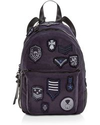 John Varvatos - Gibson Patch Backpack - Lyst
